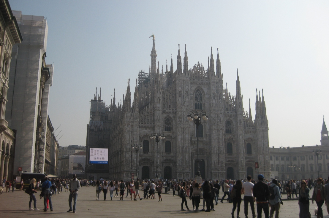 the duomo is everything you expected andmore