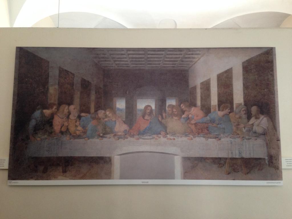 Cenacolo Vinciano (The Last Supper)
