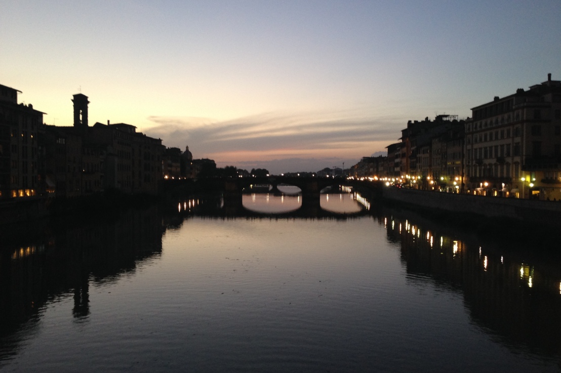 things i learned from visitingflorence