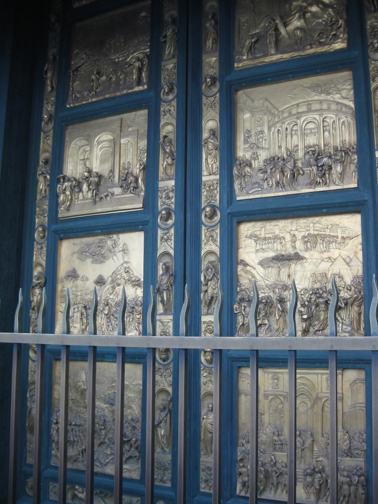 Ghiberti's Doors of Paradise