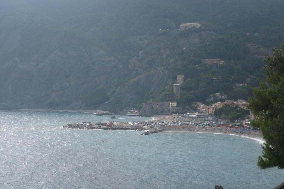 boat ride to monterosso almare
