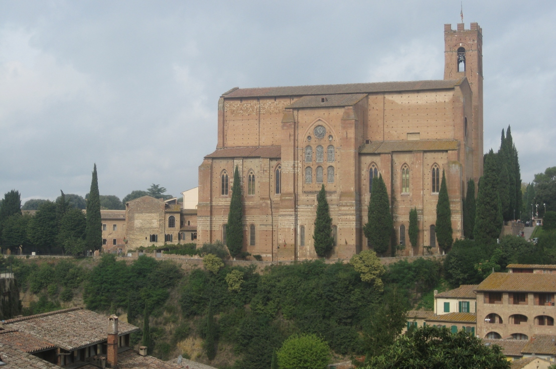 siena in anhour