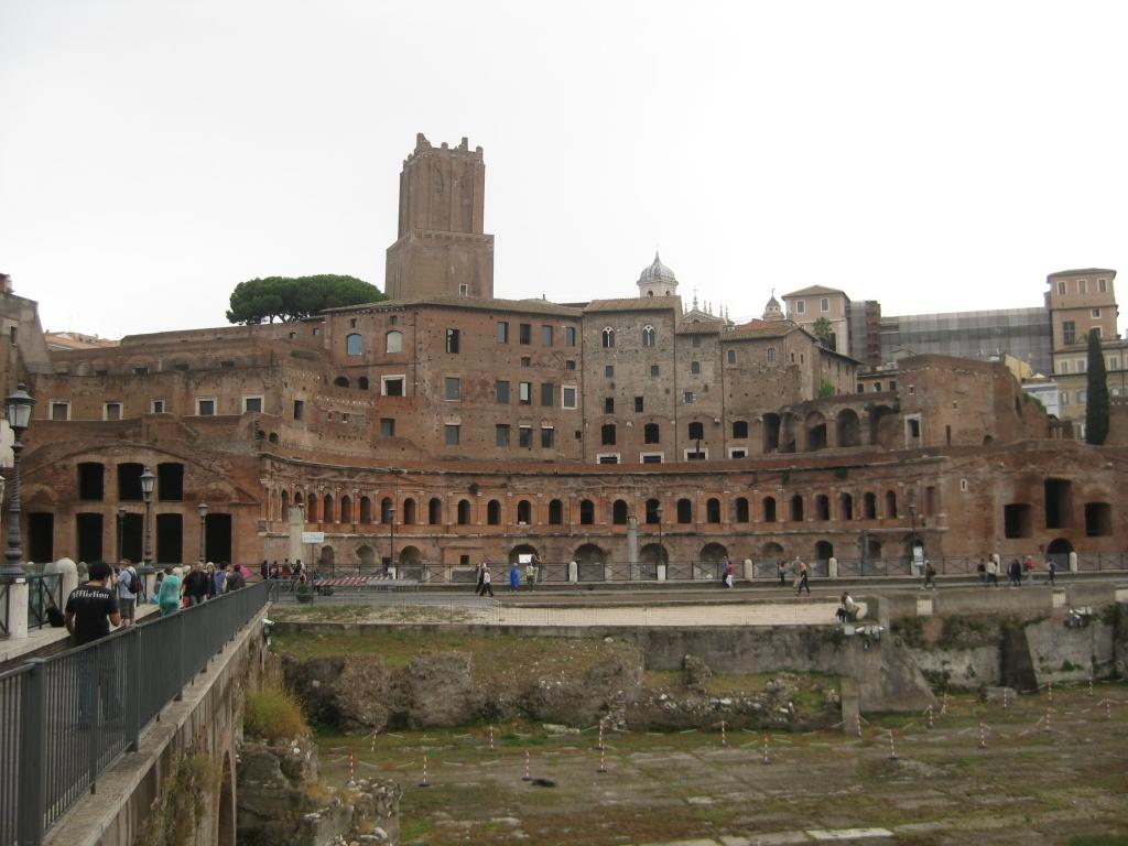 Mercati di Traiano (Trajan Markets)