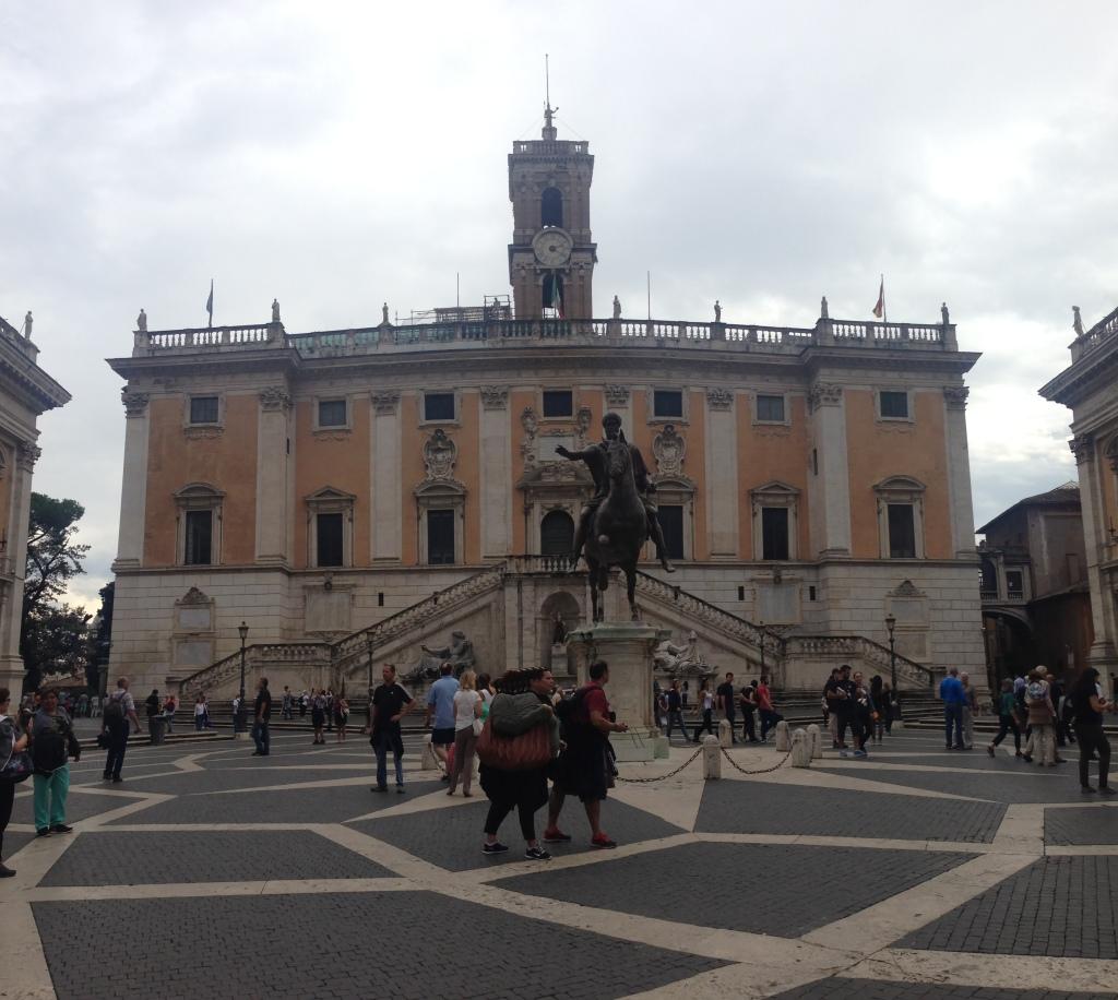 Campidoglio (Capitoline Hill)