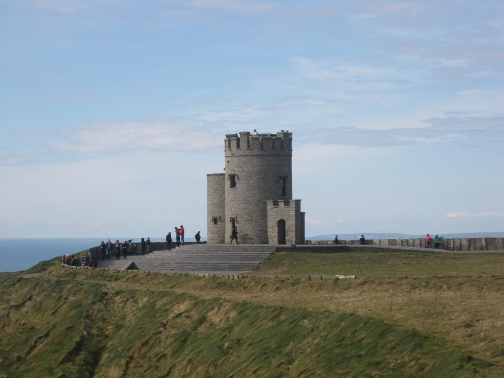 O'Brien's Tower (extra 2 Euros to go up to the top)