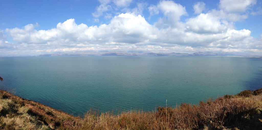 One of the many great views you'll see along the Ring of Kerry