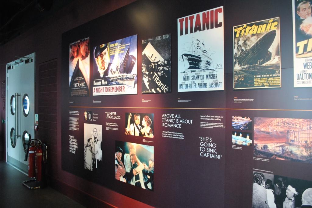 The Titanic in popular culture