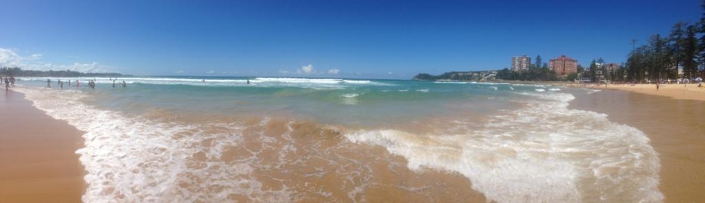 Manly Beach - Sydney, NSW