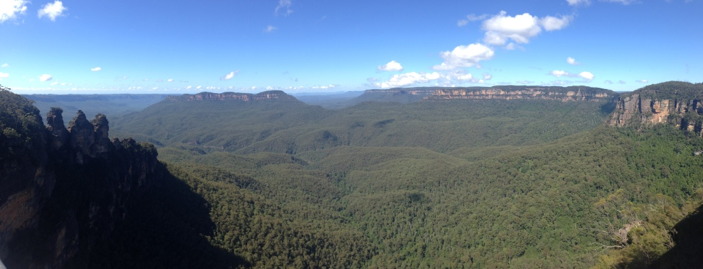 The panorama feature on the iPhone definitely comes in handy!