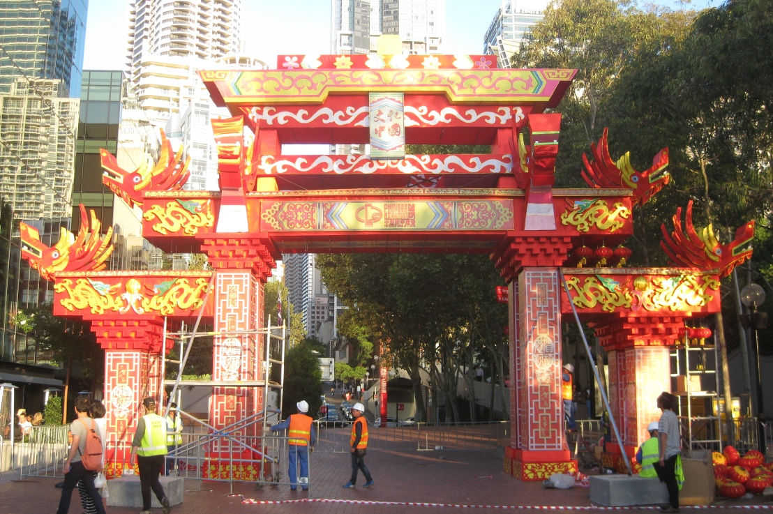 what it's like to spend chinese new year inaustralia