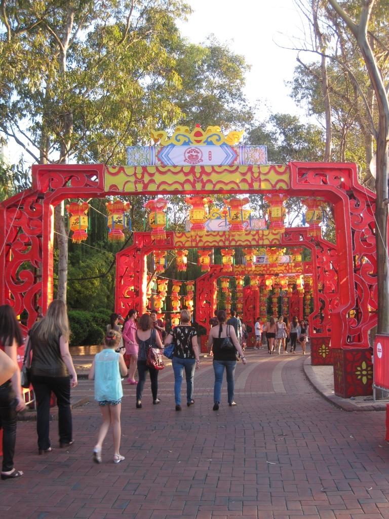 Darling Harbour Park