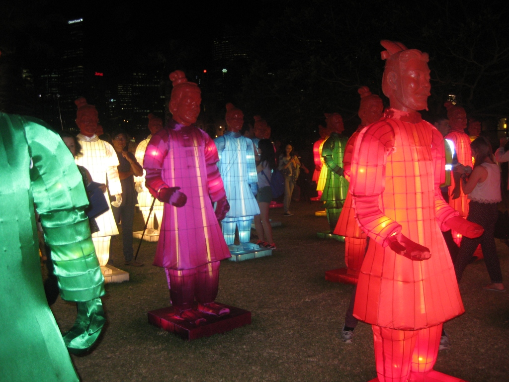 Dawes Point Terracotta Soldiers (15)