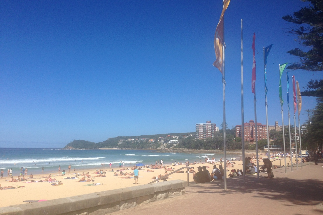 it's not all aboutbondi