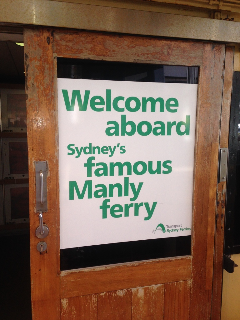 Manly Ferry (2)