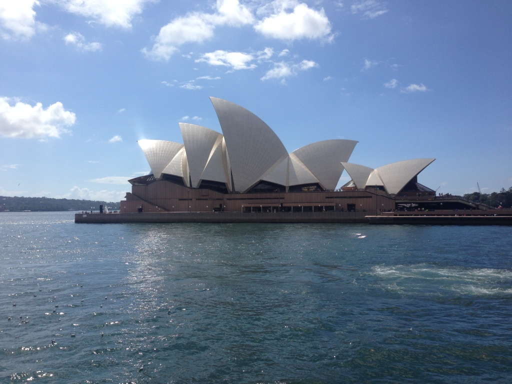 Manly Ferry (3)