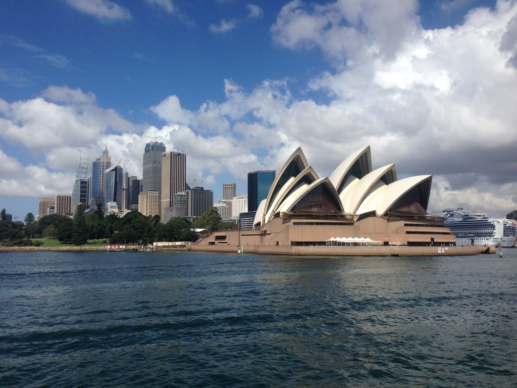 Manly Ferry (8)