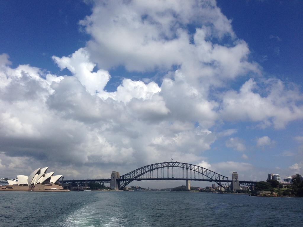Bonus - Great view of the bridge too!