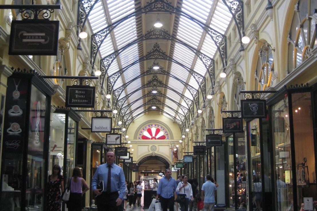 where to shop inmelbourne