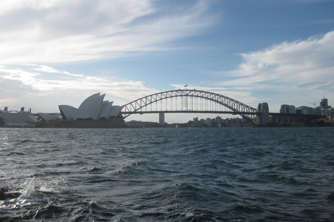 5 spots to get the best view of the sydney operahouse