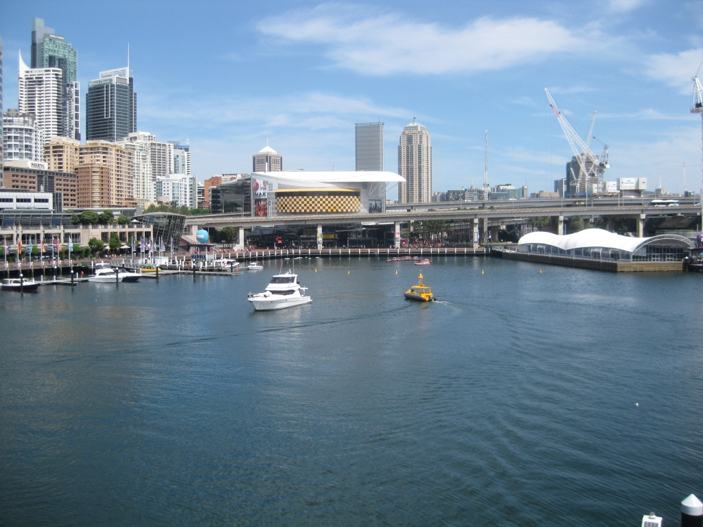 Cockle Bay Wharf