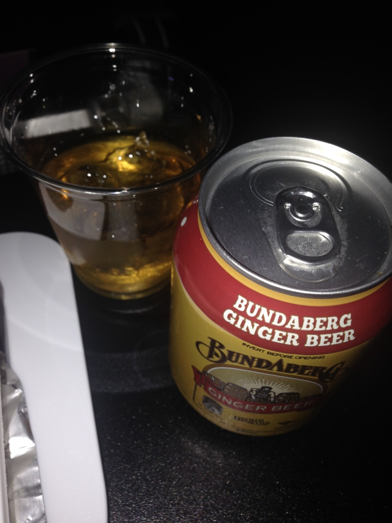 Can't forget the Bundaberg!
