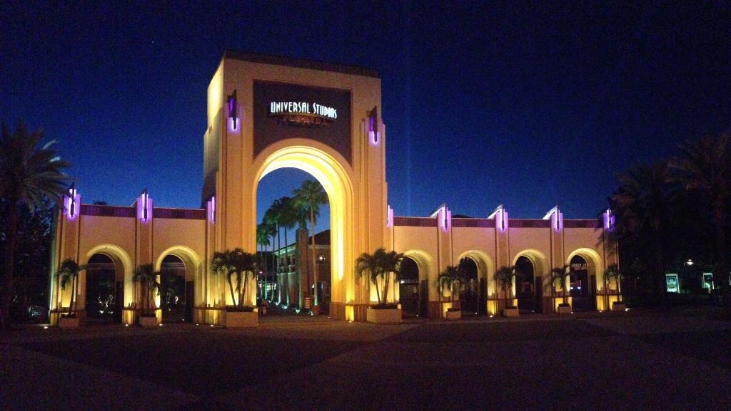 Universal Studios (okay, not Disney but still worth going!)