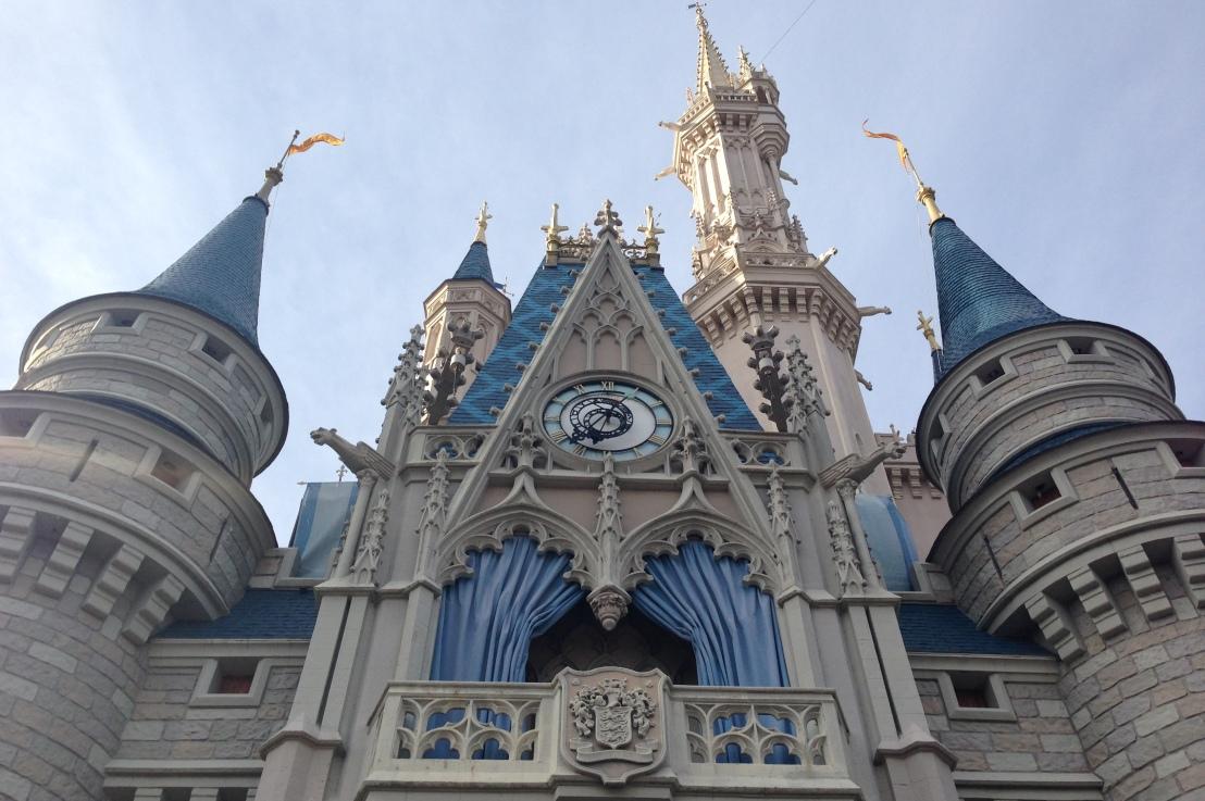 there's more to magic kingdom than cinderella's castle