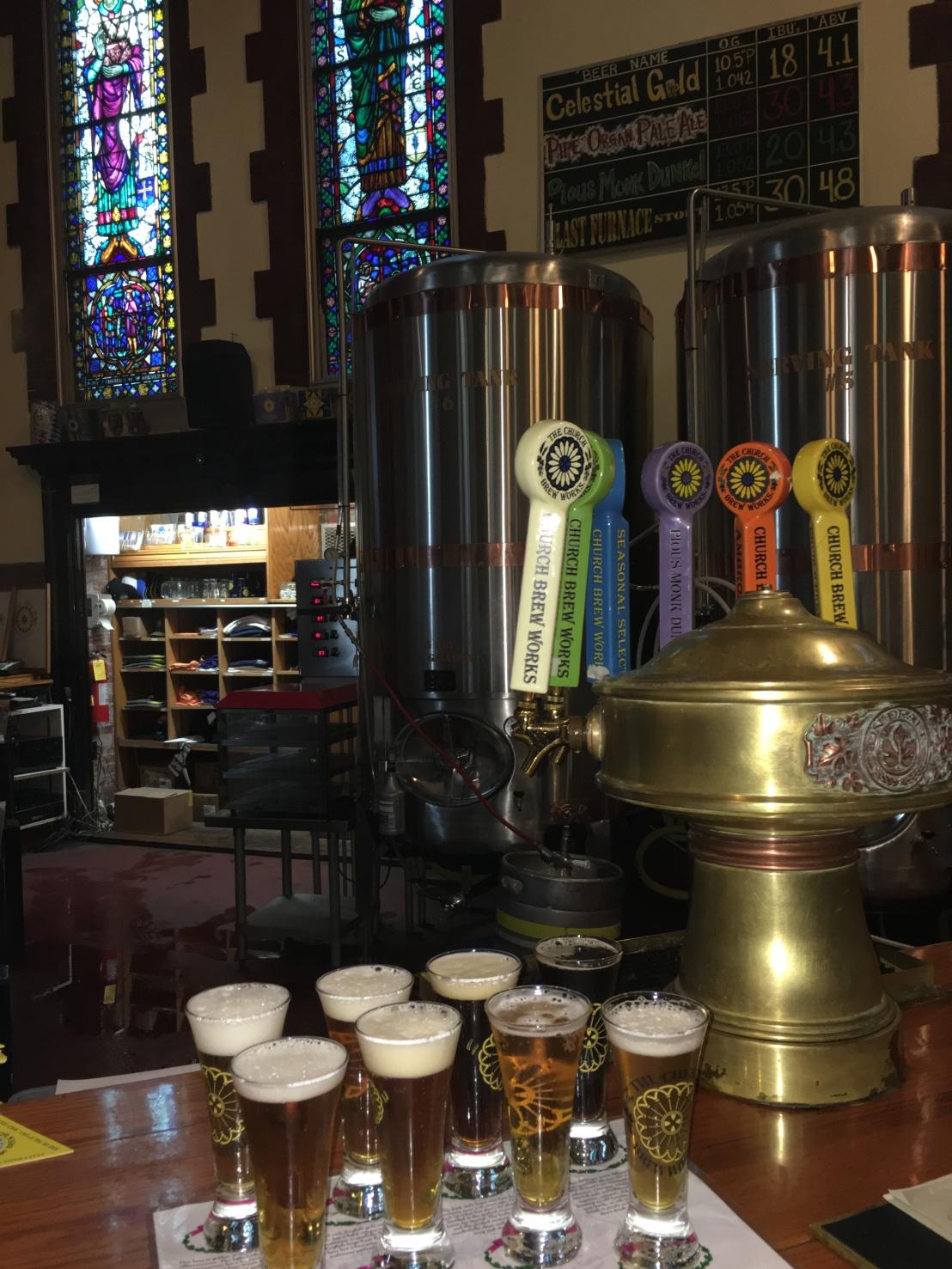 Church Brew Works 20