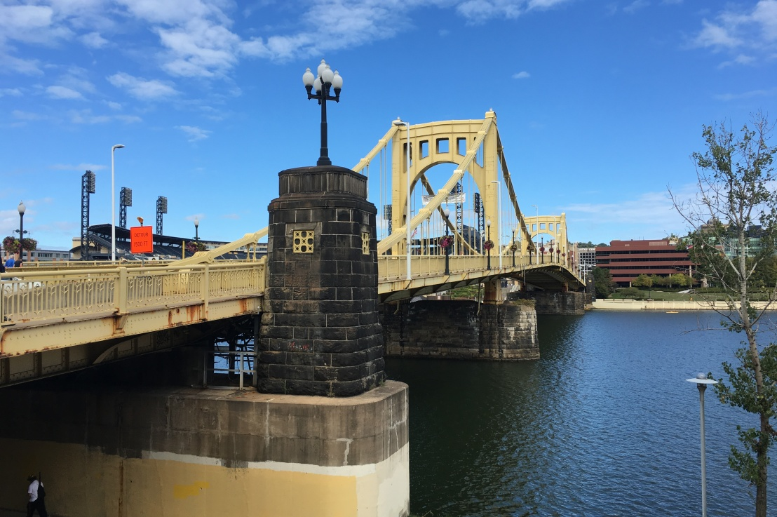 how to be a tourist inpittsburgh