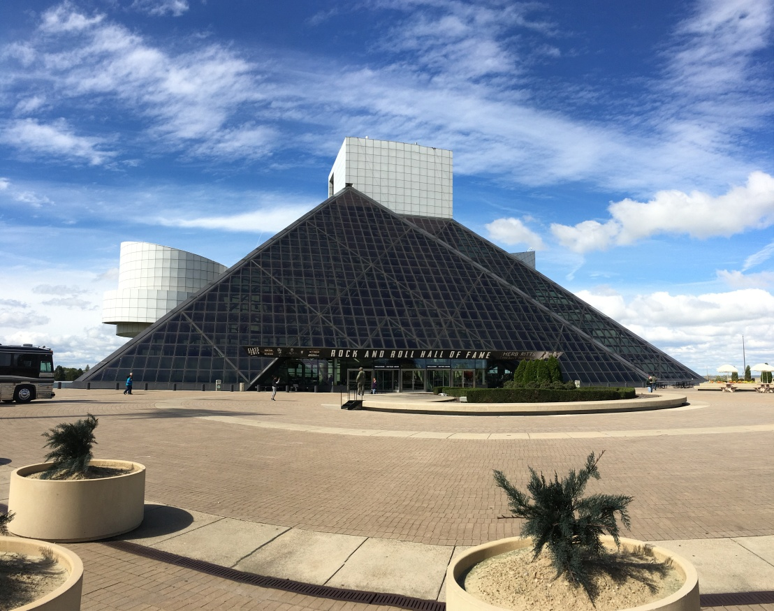 Rock and Roll Hall of Fame 5