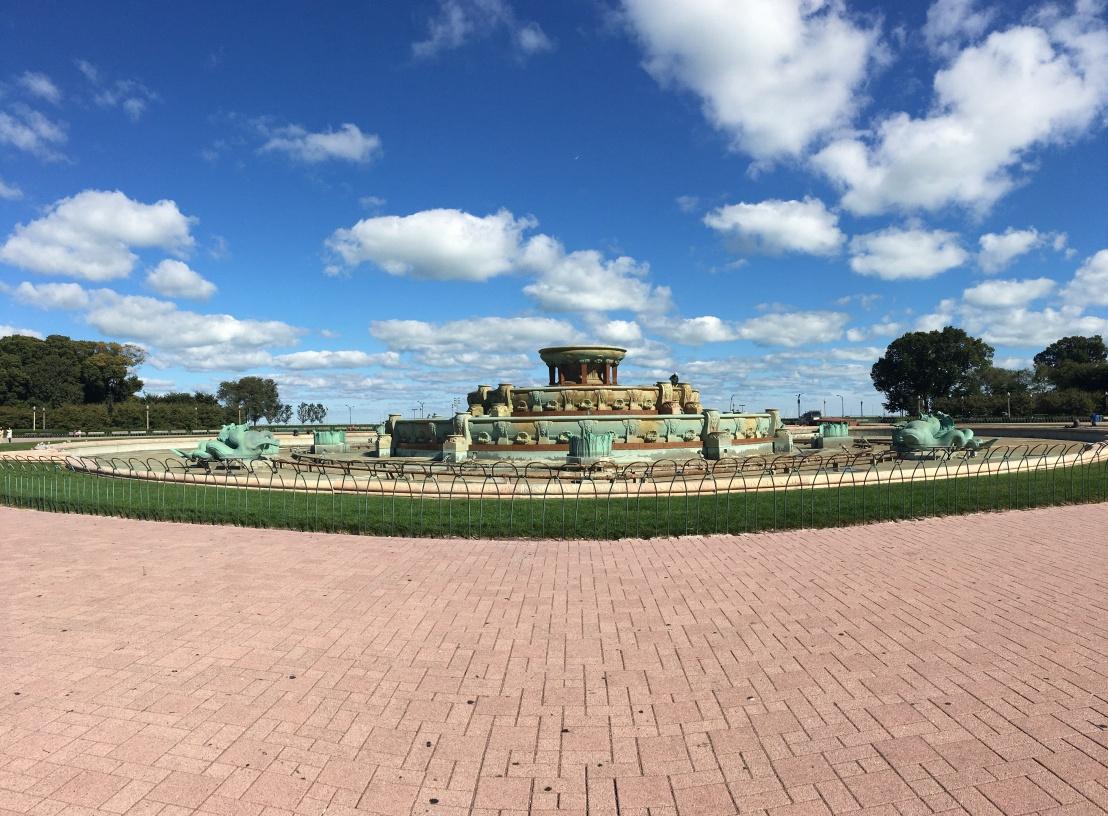 Tandem Bikes to Buckingham Fountain 15