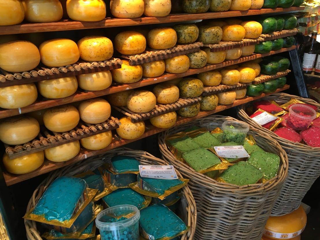 Amsterdam Cheese Museum 5
