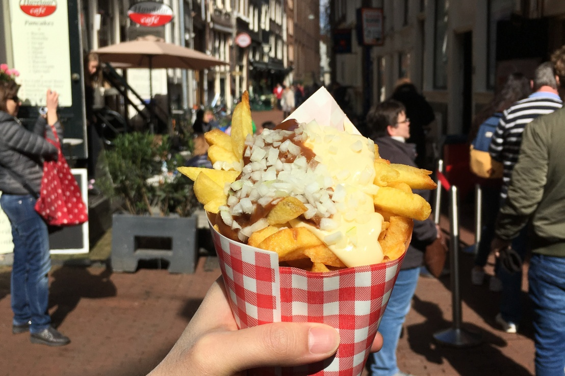 14 foods you must try inamsterdam