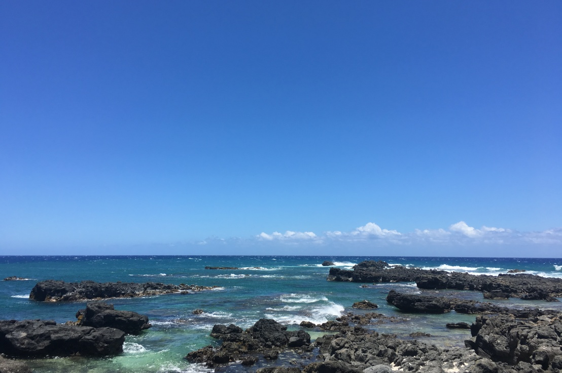 hiking the westernmost point ofo'ahu