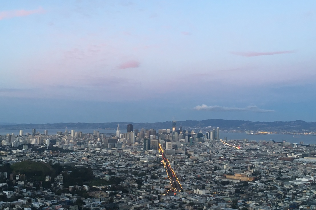 how to get the best view of sanfrancisco