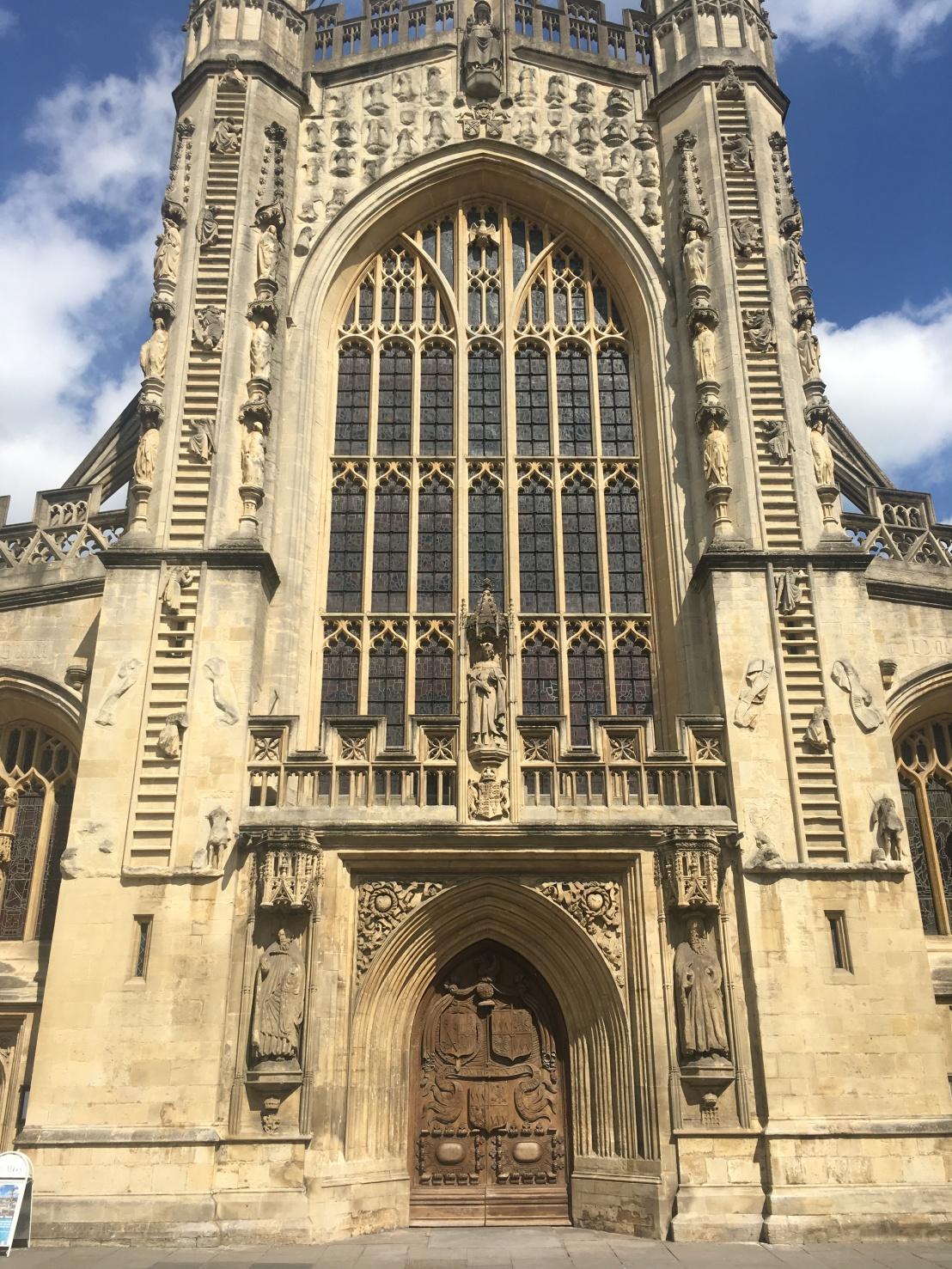 Bath Abbey 2