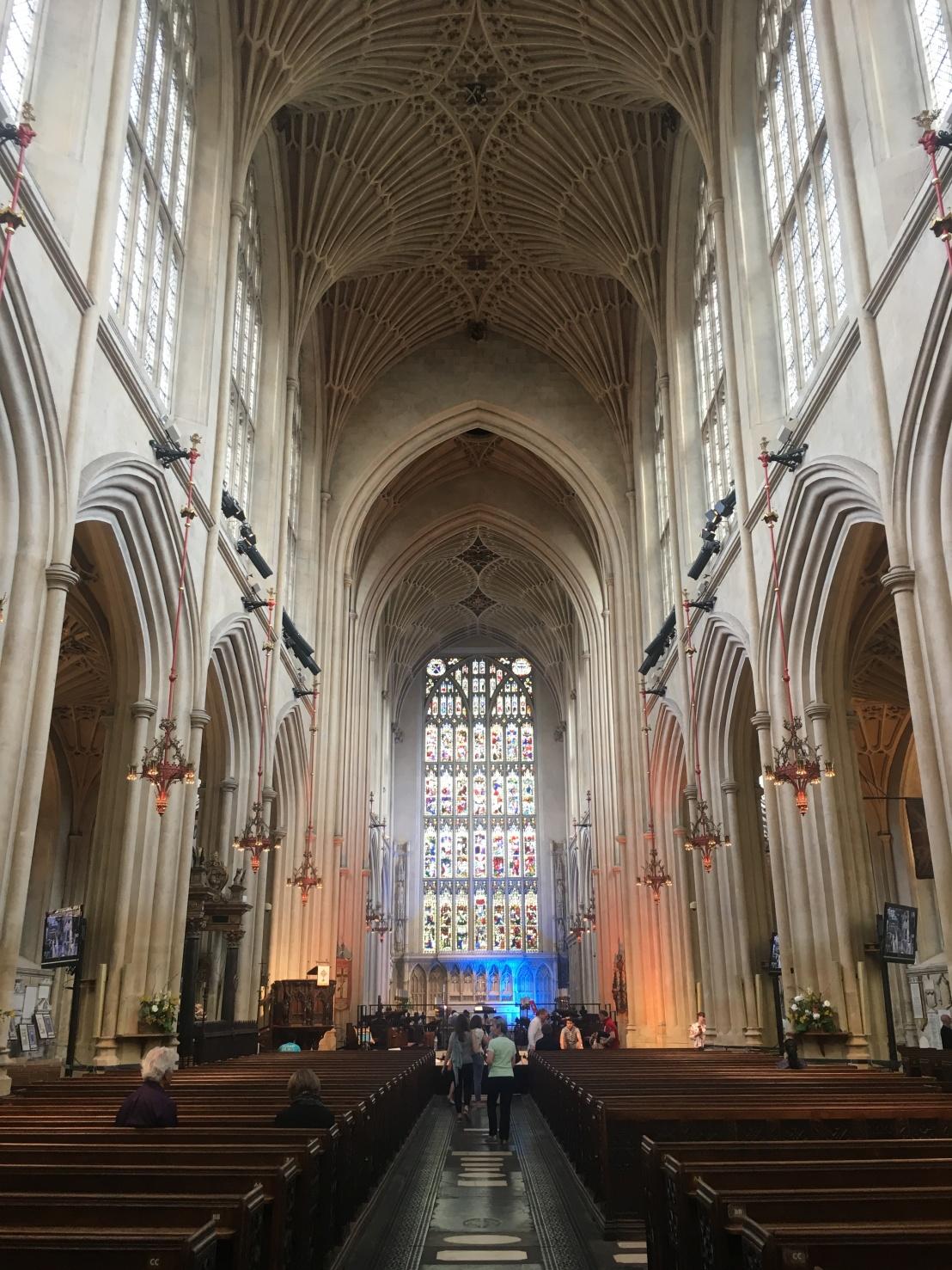 Bath Abbey 5