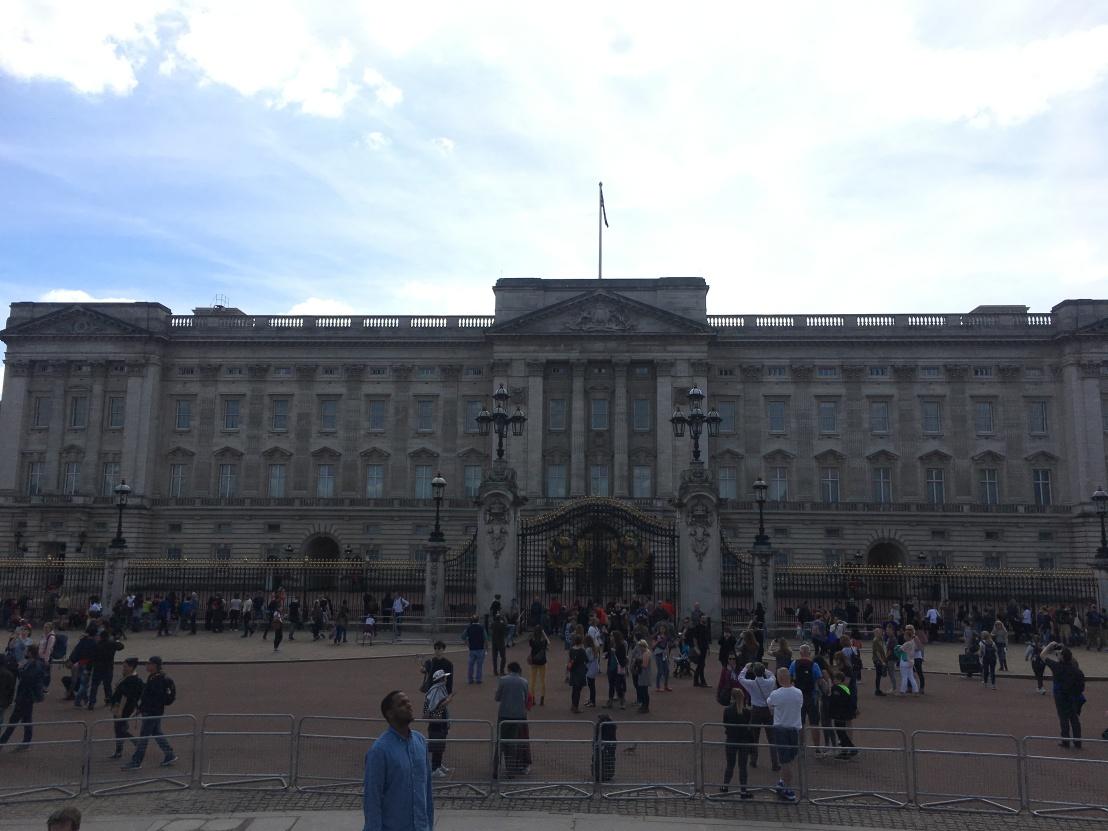 Buckingham Palace 14