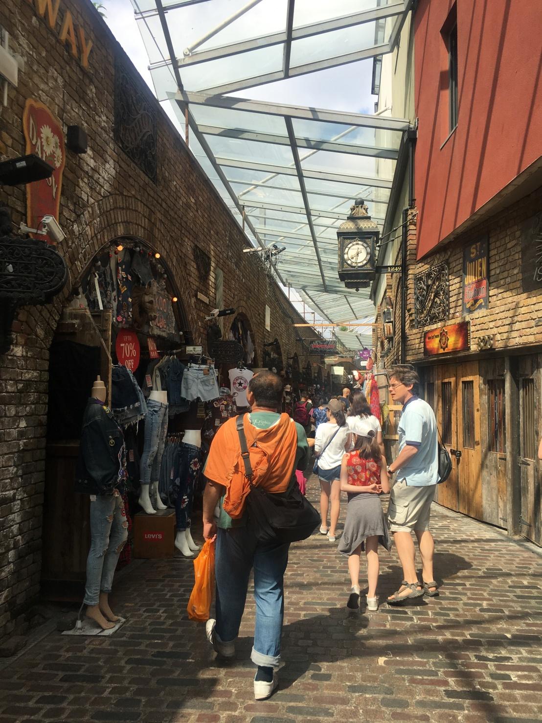 Camden Market 14
