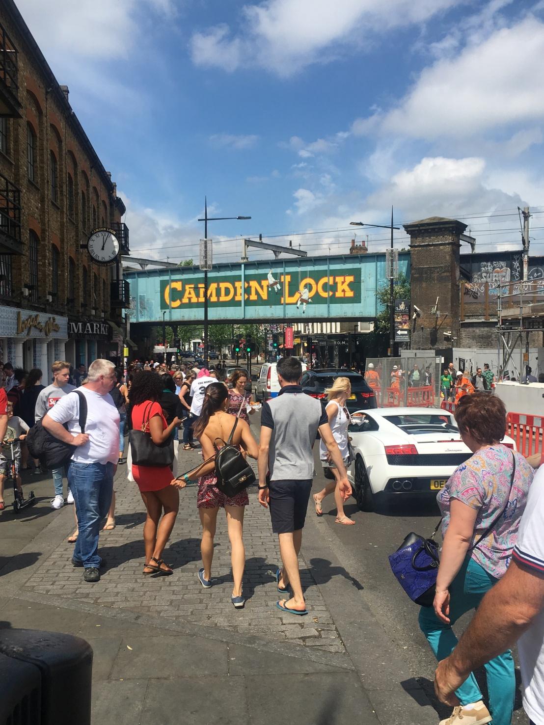 Camden Market 21