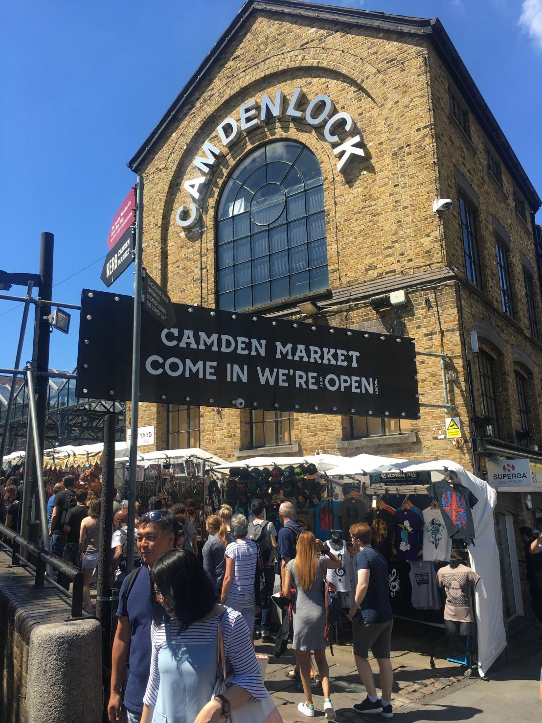 Camden Market 37