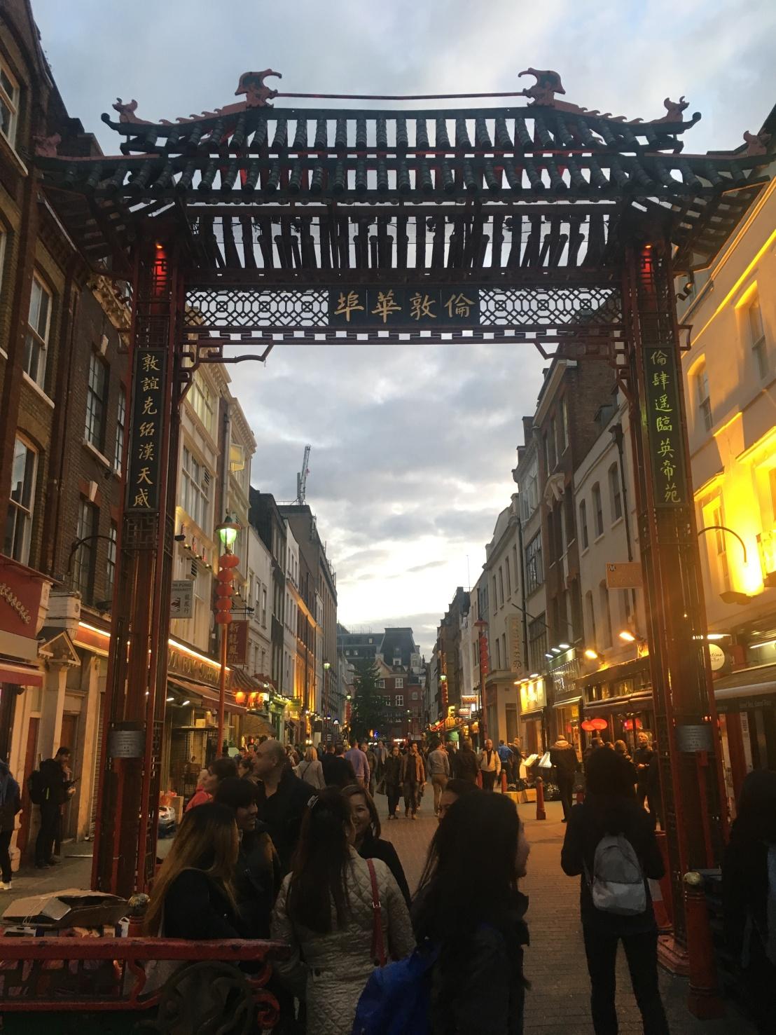 Day 1 Chinatown 5