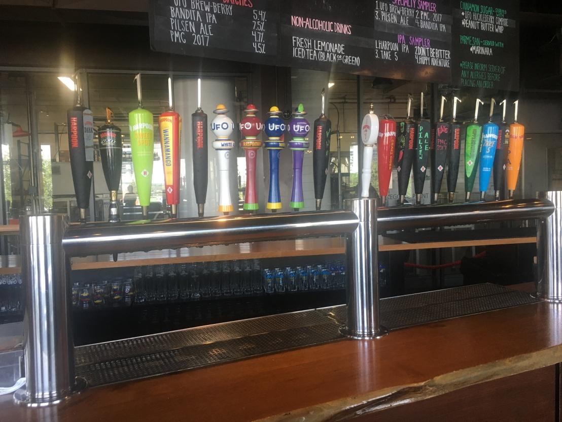 Harpoon Brewery 1