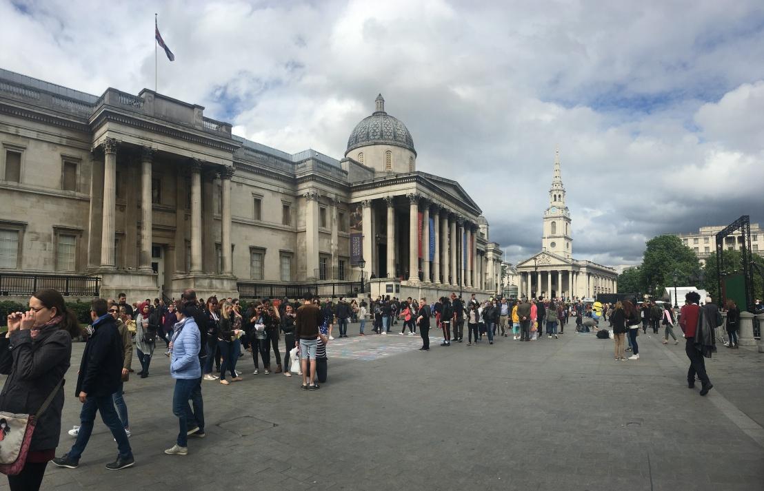HP Walking Tour:London City Centre 20