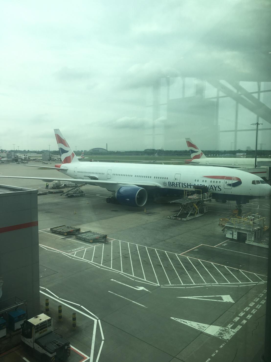 LHR to JFK 1