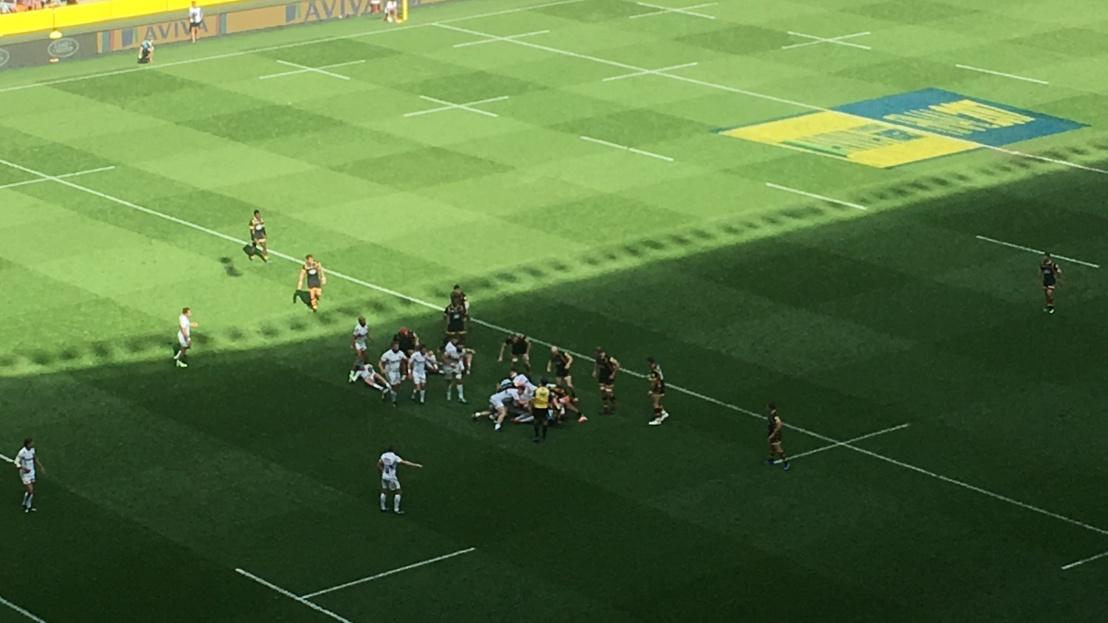 London Wasps v. Exeter Chiefs @ Twickenham 41