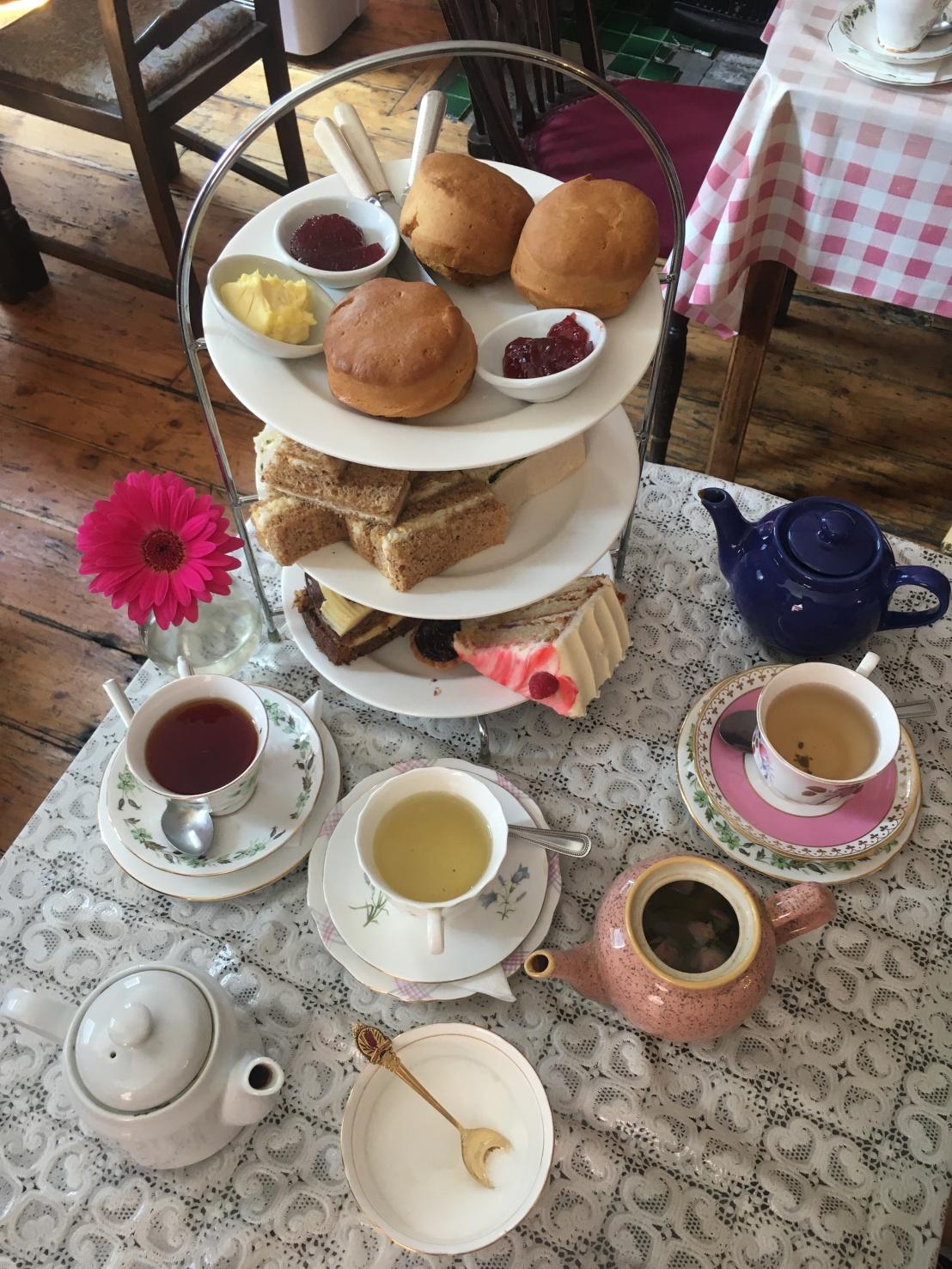 Soho Secret Tea Room 9