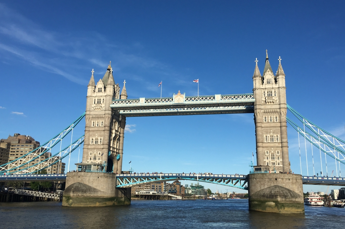 how to get the best views of the towerbridge