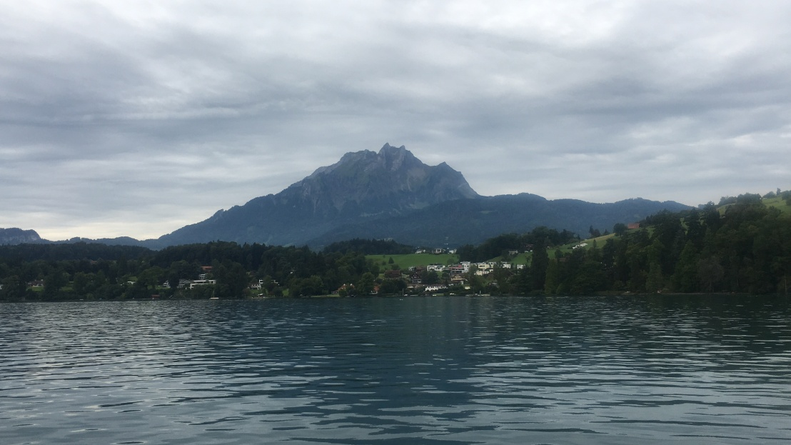 Boat to Alpnachstad 15