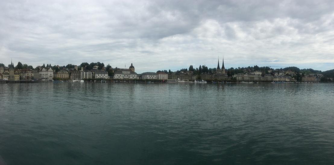 Boat to Alpnachstad 2